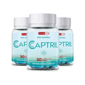 captril kit 3 potes